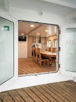 scheepsaccommodaties nieuwbouw en refit Esme Marina