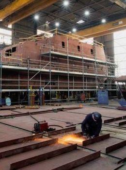 scheepsaccommodaties wereldwijd Esme Marine